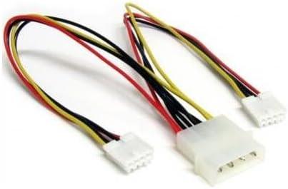 Cable alimentaci/ón IDE StarTech PYO2L