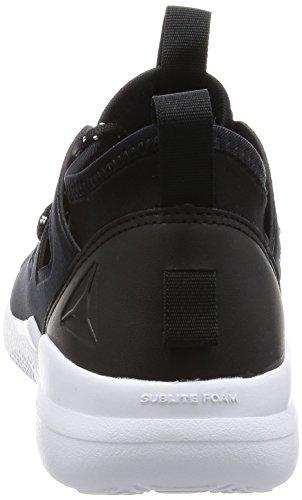 Danse Noir noir Femmes Bd2107 De Chaussures Blanc Multicolore Taille Reebok 5qSXPWTw