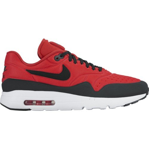 Nike Air Max 1 Ultra Se Mens Running Trainers 845038 Sneakers Shoes Action Red Black White 600
