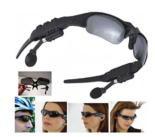 Chralter Handsfree Sunglasses Bluetooth Headphone