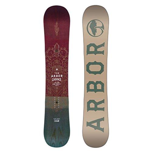 Arbor Cadence Rocker WMNS Snowboard 2017