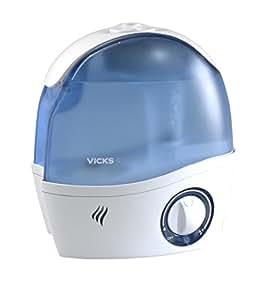 Wick WH500E4 - Mini humidificador ultrasonico