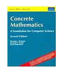 Concrete Mathematics: Foundation for Computer Science (Livre en allemand)