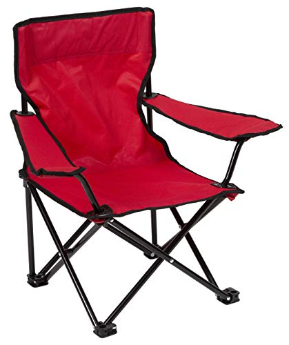 Pacific Play Tents Ruby Red Kids Super Folding Chair ()