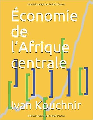 Économie de l'Afrique centrale