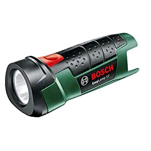 Bosch Cordless Worklight PLI 10.8 LI (Without Battery, 10.8 Volt System, in Box)