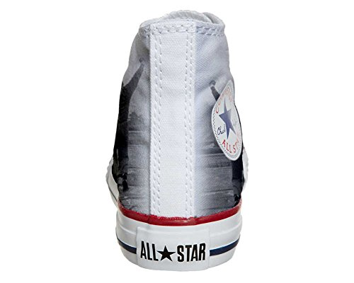 Converse All Star Customized - zapatos personalizados (Producto Artesano) boxe
