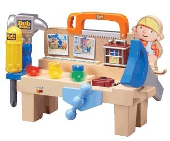 Swell Bob The Builder Can We Build It Activity Tool Bench Gmtry Best Dining Table And Chair Ideas Images Gmtryco