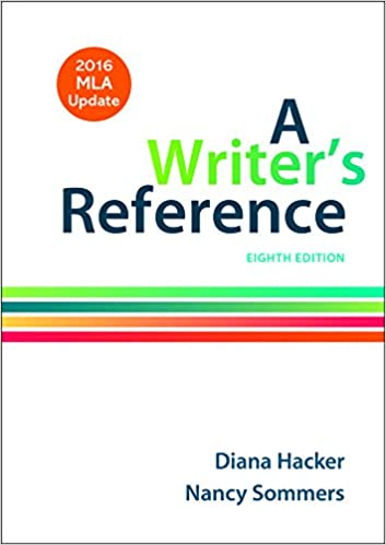 Diana Hacker     s Guide to MLA Style  Formatting  In Text Citations  and Works