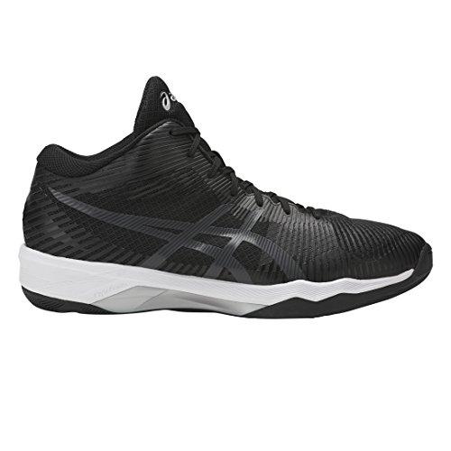 Chaussures montantes Asics Volley Elite FF Noir