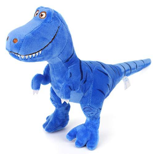(Zooawa Bed Time Stuffed Animal Toys, Cute Soft Plush T-Rex Tyrannosaurus Dinosaur Figure -)