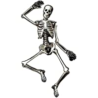 Amscan Halloween Decoration   Jointed Skeleton Cutout