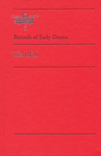 Download Wales (Records of Early English Drama) ebook