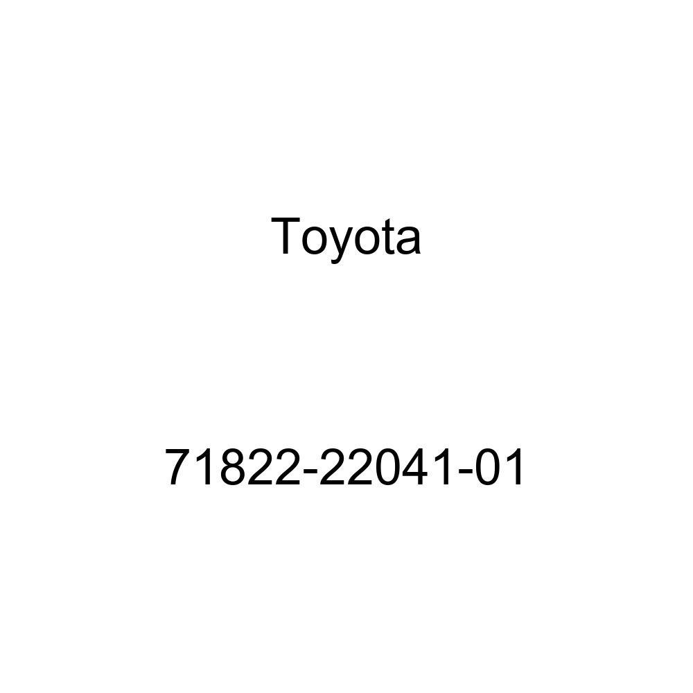 TOYOTA Genuine 71822-22041-01 Sear Cushion