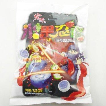 Amazon.com : Fruit Ninja Blueberry Creamy Candy : Gummy ...