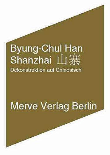 Shanzhai: Dekonstruktion auf Chinesisch