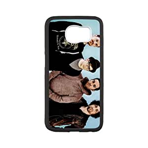 Fall out boy Samsung Galaxy S6 Cell Phone Case White MSU7226291