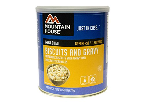 Mountain House Biscuits & Gravy #10 Can