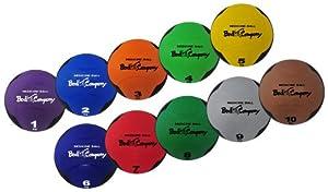 Profi Medizinball / Gymnastikball / Fitness Ball inkl. Farb-Code in...