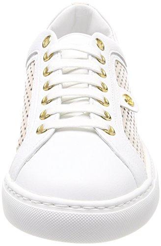New Femme Baskets platinum Salzburg Bogner 19 Gold white HdqHg