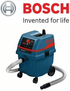 Bosch GAS 25 L SFC húmedo/seco aspiradora/Extractor (240 V) C/W un conjunto de Bosch auténtica guantes + STANLEY KeyTape): Amazon.es: Bricolaje y herramientas