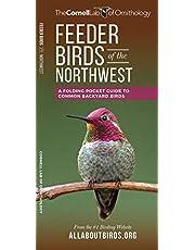 Feeder Birds of the Northwest: A Folding Pocket Guide to Common Backyard Birds