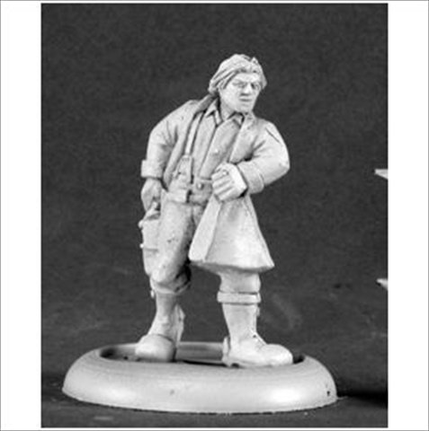 Reaper Miniatures 50123 Space Hero