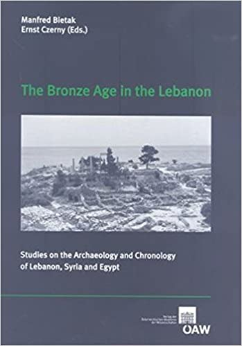 The Bronze Age in the Lebanon (Contributions to the