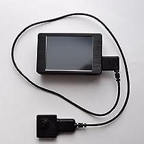 Lawmate 1080P HD Button Screw Camera Covert DVR Kit CMD-BU20 + PV-500 EVO 2 II
