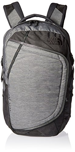(The North Face Hot Shot TNF Dk Grey Heather/Med Grey Unisex 30 Liter)