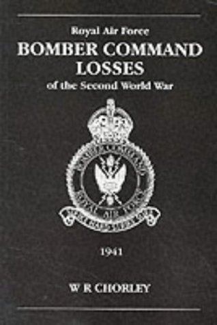 RAF Bomber Command Losses of the Second World War, 1941