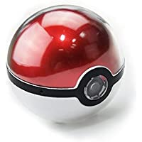 Sanger Pokemon Poke Ball with Projector Power bank Compatible with iPhone and Android Devices