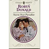 Storm over Paradise, Robyn Donald, 0373115059