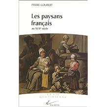 VIE Q. PAYSANS FRANÇAIS 17ÈME SIÈCLE