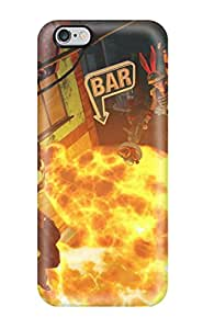 New Style For Sunset Overdrive Protective Case Cover Skin/iphone 6 Plus Case Cover