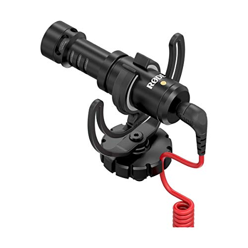 Amazon.com: Rode Microphones VideoMicro Compact On-Camera Microphone + Rode Microphones SC7 3.5mm TRS to TRRS Patch Cable for iPad/iphone/Smartphones: ...