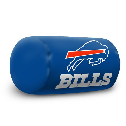 Officially Licensed NFL Buffalo Bills Bolster (Products Nfl Pillow Buffalo Bills)