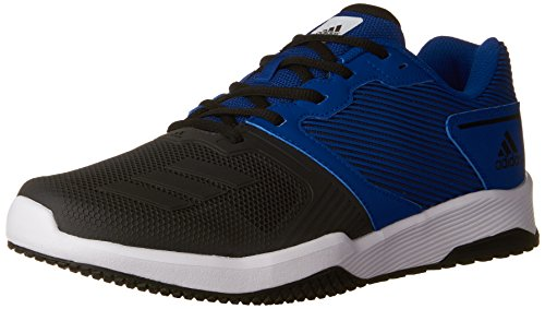 Adidas Prestaties Heren Sportschool Warrior 2 M Cross-trainer Schoen Collegiale Royal / Zwart / Wit