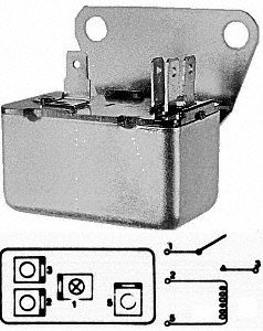 Standard Motor Products RY11 A/C Compressor Relay