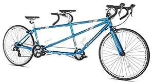 "Giordano Viaggio Tandem Road Bike, Blue, 20""/One Size"