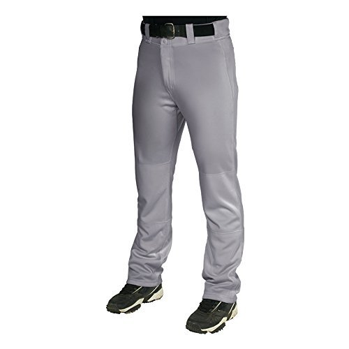 Easton Men's Mako Pant, Grey, 30/30 (Easton Mens Pro Pant)
