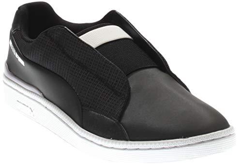 PUMA Womens Alexander McQueen Brace Low Femme Casual Athletic & Sneakers Black