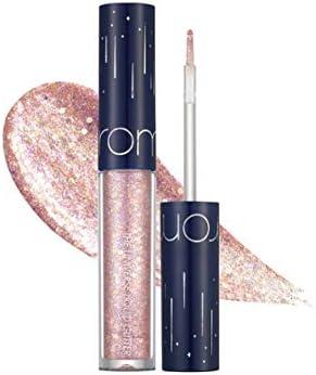Rome and the Universe Liquid Glitter Korean Cosmetics, Rom&nd The Universe Liquid Glitter Korean Cosmetics [Parallel Import] (#02 Rose Star)
