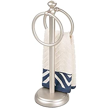 Amazon.com: iDesign Axis Metal Hand Towel Holder for ...
