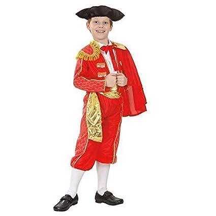 Kids Boys Spanish Matador Costume Bullfighter Suit Torero Outfit Toreador Dress Up (3-5  sc 1 st  Amazon.in & Buy Kids Boys Spanish Matador Costume Bullfighter Suit Torero Outfit ...