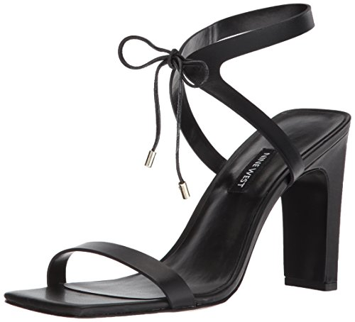 Picture of Nine West Women's LONGITANO Leather Heeled Sandal