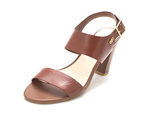 Cole Haan Womens 14A4114Y Open Toe Casual Ankle Strap Sandals Sequoia iajSY7q