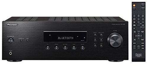 Pioneer Bluetooth Audio Component Receiver Black (SX-10AE) (Pioneer Home Receiver Amp)
