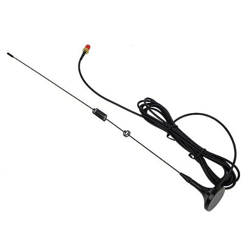 9900 Car (SMA-F UHF+VHF Magnetic Vehicle-mounted Antenna for Kenwood baofeng HYT PUXING TYT WOXUN)