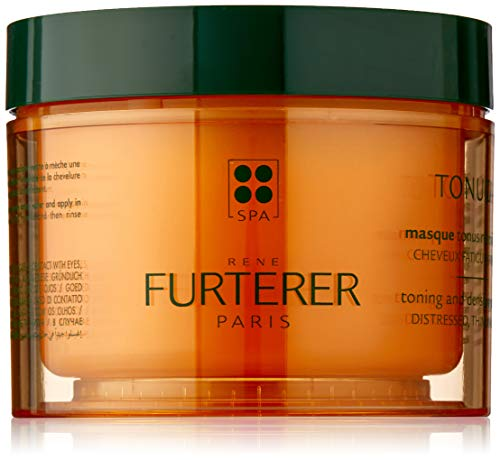 (Rene Furterer TONUCIA Toning and Densifying Mask, Aging Weakened Hair, Moisturizes and Visibly Thickens, 6.9 oz.)